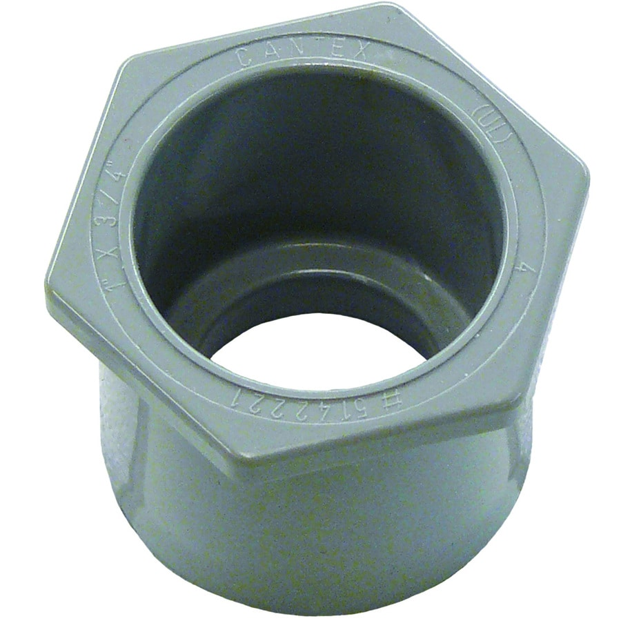 CANTEX 1-in Schedule 40 PVC Bushing