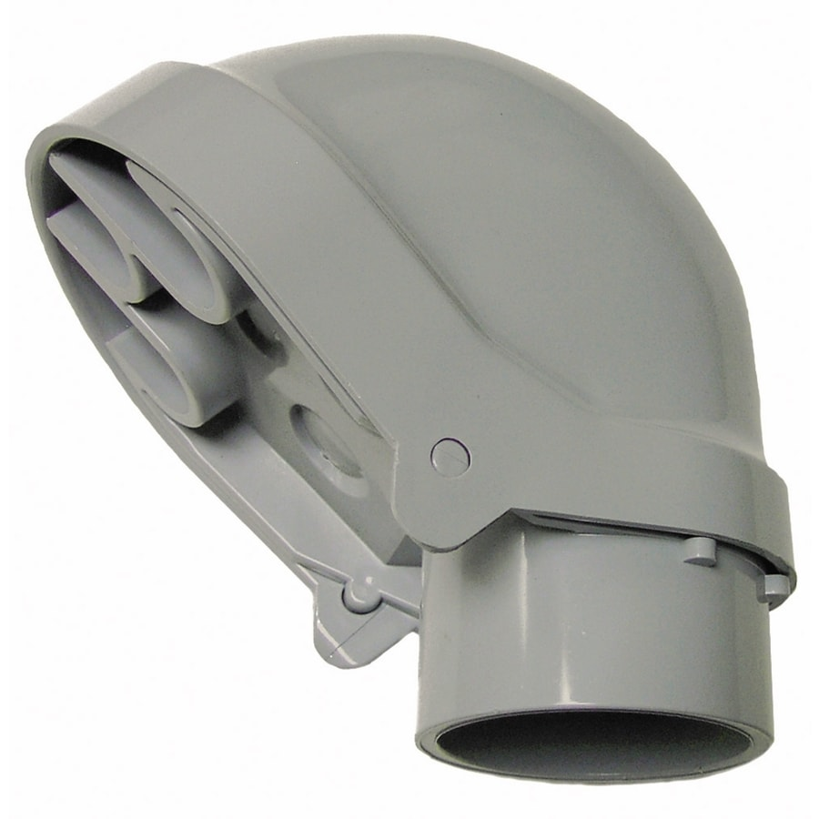 Electrical Service Mast On Wall: Shop CANTEX 1-1/4-in Schedule 40 PVC Cap At Lowes.com
