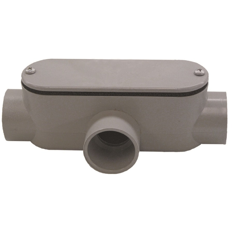 CANTEX 3/4-in PVC Conduit Body