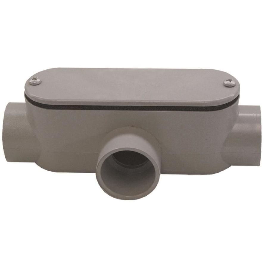 CANTEX 1-in Schedule 40 PVC Cap