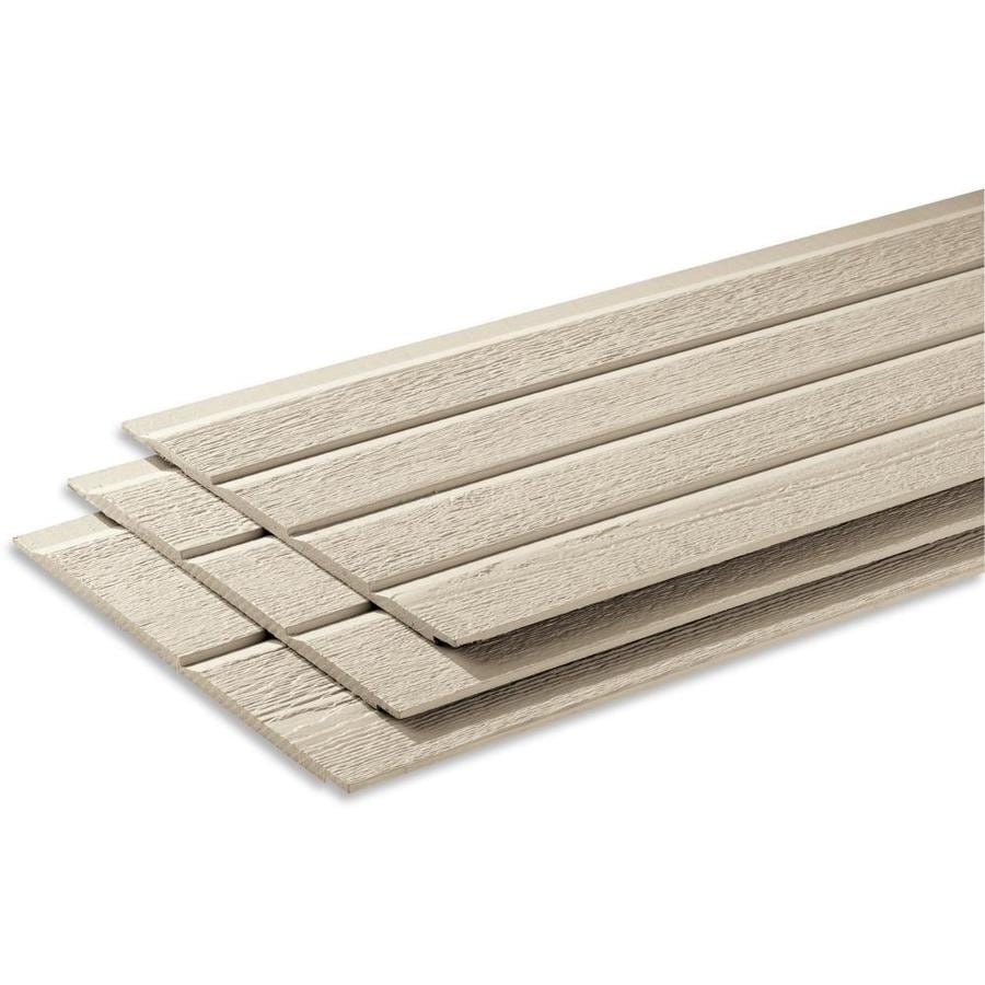 SmartSide 120 Series Primed Engineered Treated Wood Siding Panel (Common: 0.5-in x 16-in x 192-in; Actual: 0.45-in x 15.936-in x 191.875-in)