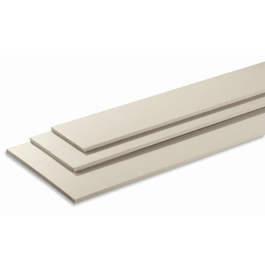 Smartside 76 Primed Engineered Panel Siding Common 0 437 In X 6 In X 192 In Actual 0 375 In