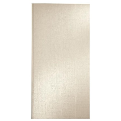 Smartside 76 Series Primed Engineered Panel Siding Common 0 437 In X 48 In X 108 In Actual 0