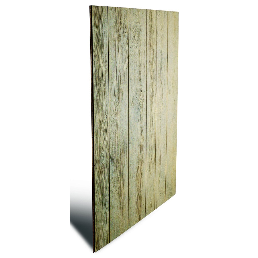 Brown Engineered Untreated Wood Siding Panel (Common: 0.437-in x 48-in x 96-in; Actual: 0.406-in x 48.563-in x 95.875-in)