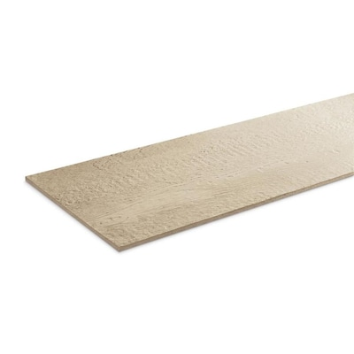 SmartSide 38 Primed Engineered Lap Siding (Common: 0 375-in