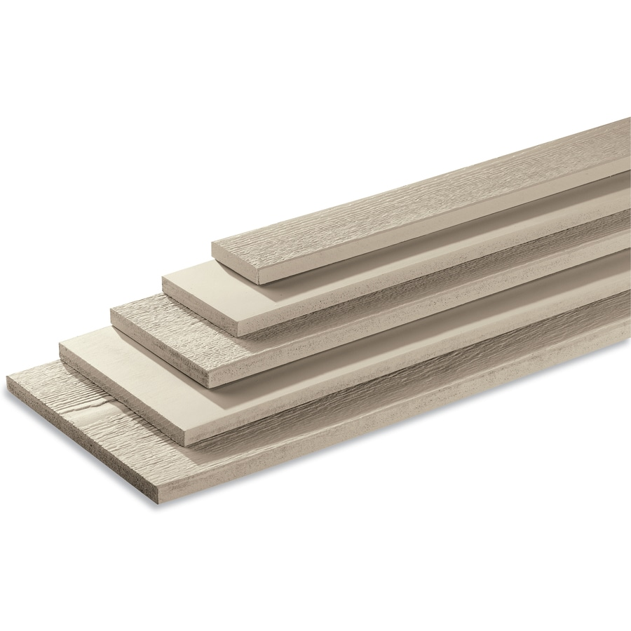 SmartSide 440 Series Primed Engineered Treated Wood Siding Panel (Common: 1-in x 10-in x 192-in; Actual: 0.625-in x 9.219-in x 191.875-in)