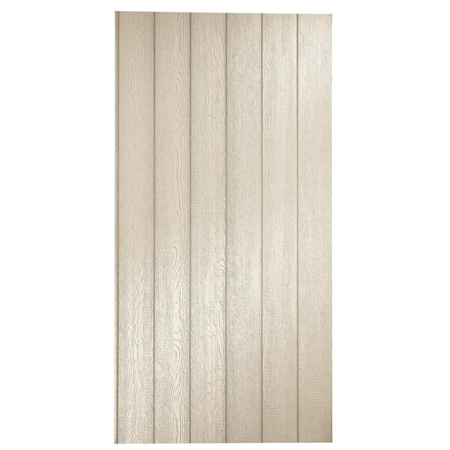 Smartside 38 Primed Engineered Panel Siding Common 0 315