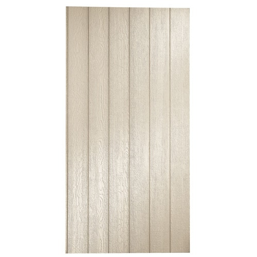 Smartside 38 Series Primed Engineered Panel Siding Common 0 315 In X 48 In X 96 In Actual 0 315 In X 48 563 In X 95 875 In In The Wood Siding Panels Department At Lowes Com