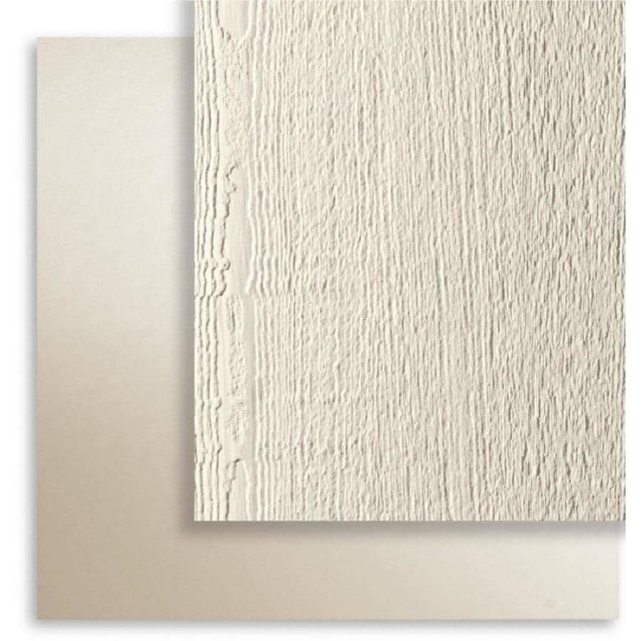 SmartSide 76 Series Primed Engineered Treated Wood Siding Panel (Common: 0.437-in x 48-in x 96-in; Actual: 0.406-in x 47.875-in x 95.875-in)