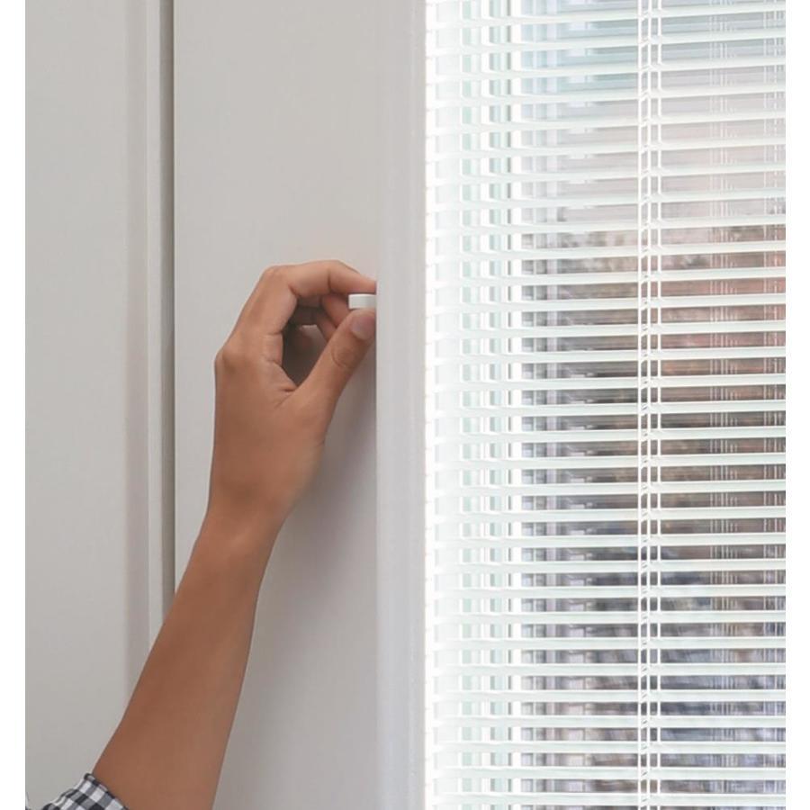 Cordless White Aluminum Light Filtering