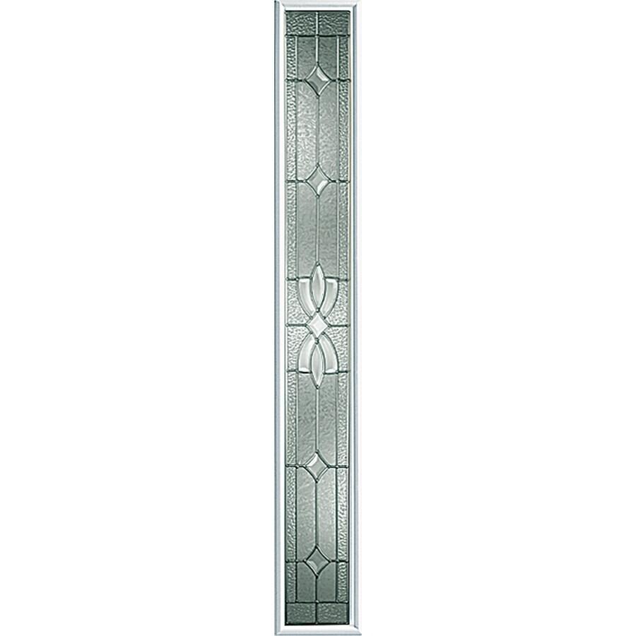 ReliaBilt Laurel Platinum Sidelight Glass Replacement Kit