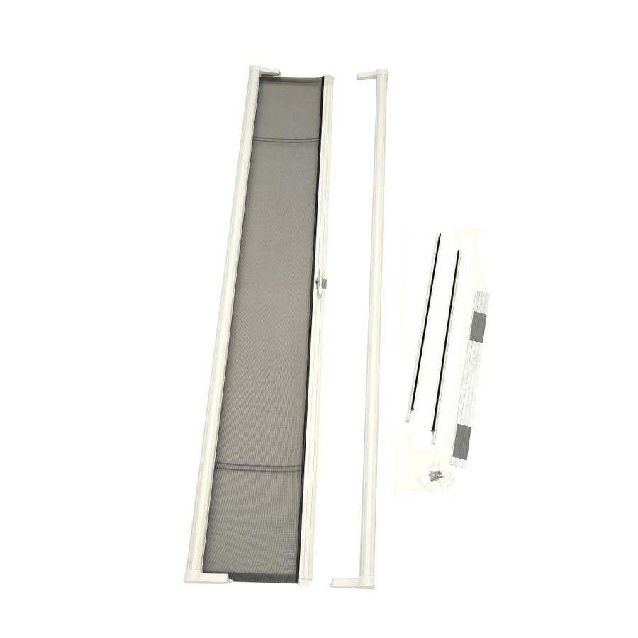 ODL ODL Brisa Retractable Screen White Aluminum Retractable Screen Door (Common: 36.0x 78.0; Actual: 36.0 x 78.0)