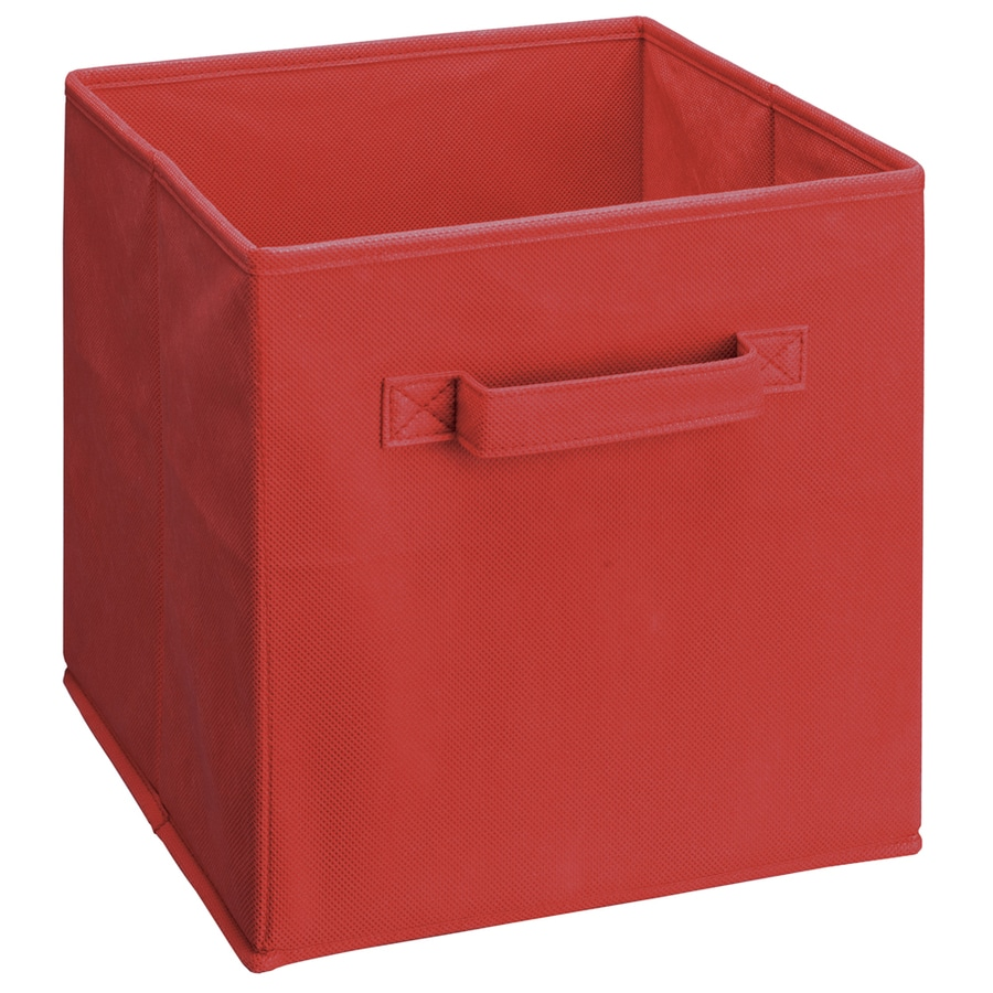 ClosetMaid Red Laminate Storage Drawer