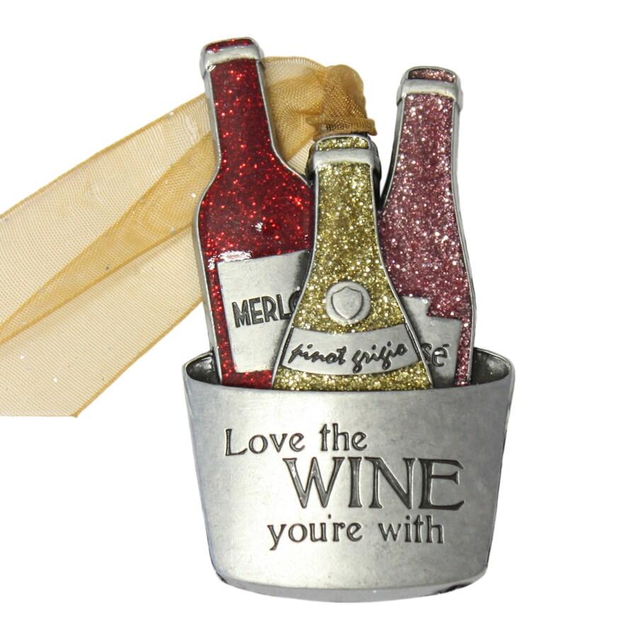 Gloria Duchin Wine bucket