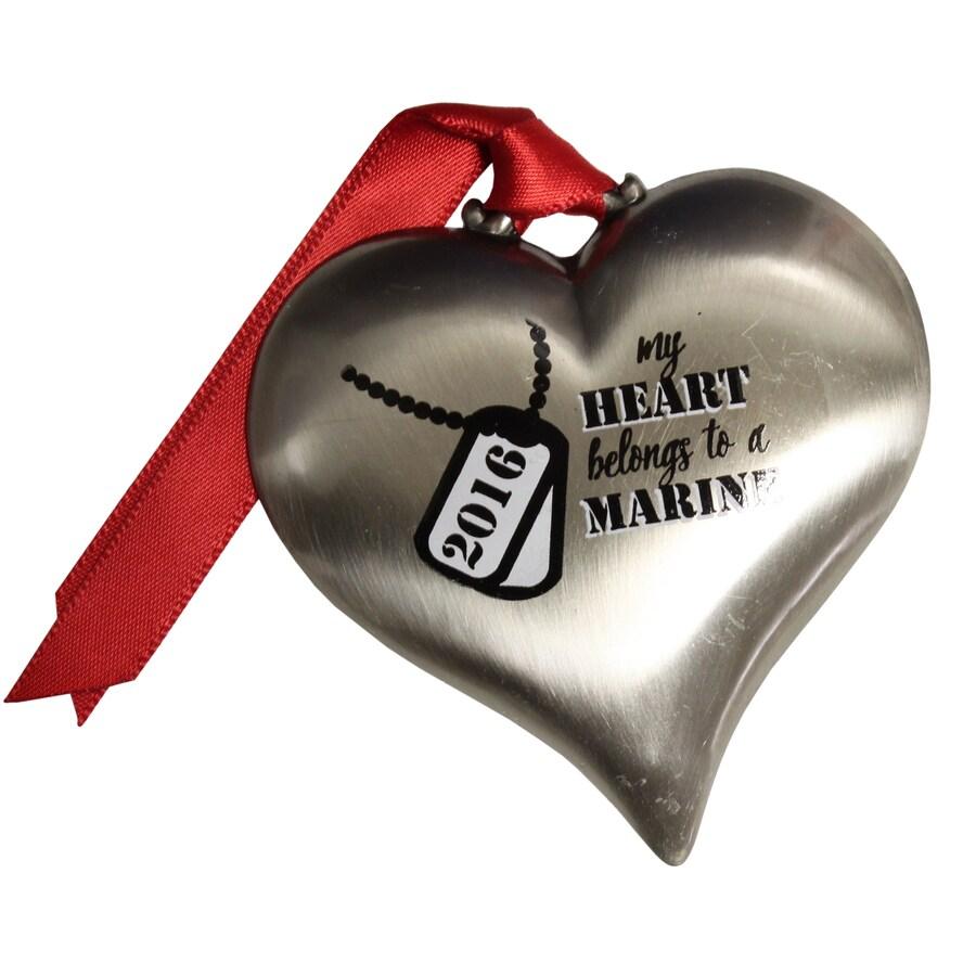 Gloria Duchin Marine heart