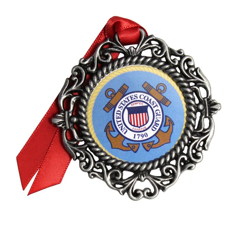 Gloria Duchin Coast Guard wreath