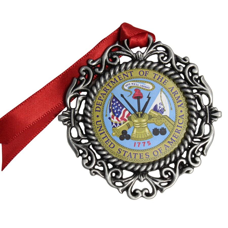 Gloria Duchin 6 pc Army Ornament Tray
