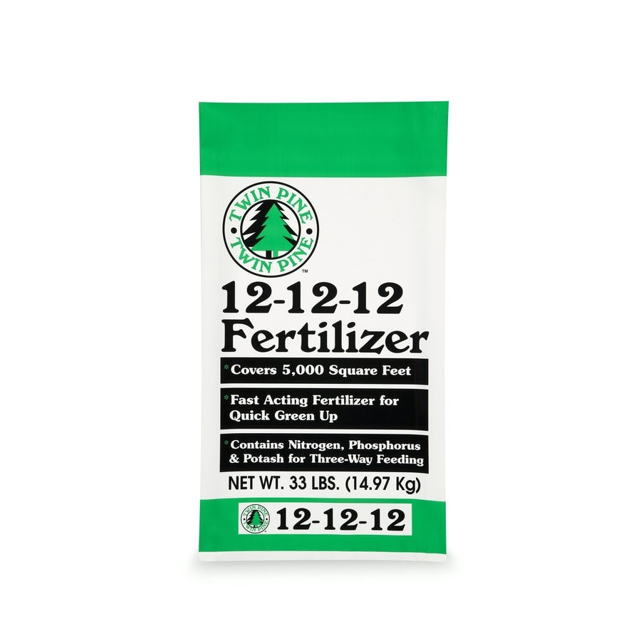 33-lb 5000-sq ft 12-12-12  All-purpose Fertilizer