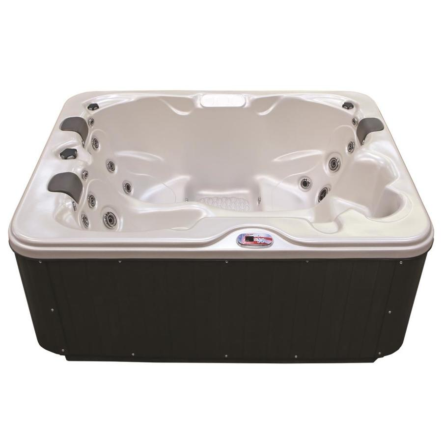American Spas 4-Person Rectangular Hot Tub