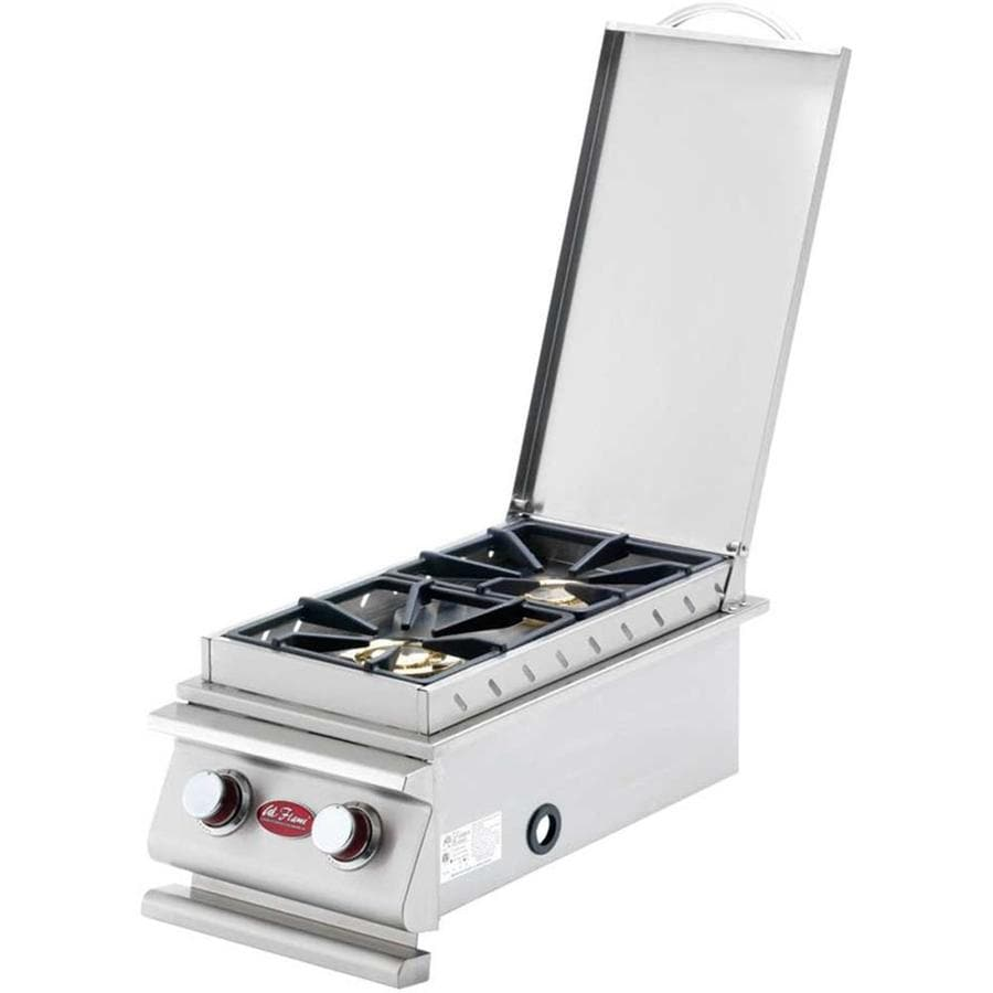 Shop Cal Flame Built-in Grill Cabinet Propane Side Burner