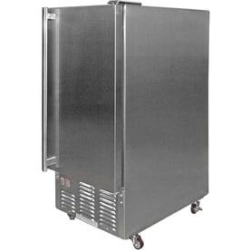 modular outdoor kitchen sink cal flame modular outdoor kitchen ice maker kitchens at lowescom