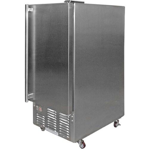 Cal Flame Modular Outdoor Kitchen Modular Ice Maker at ...