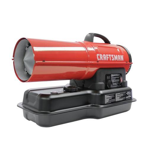 Craftsman 80 000 Btu Forced Air Kerosene Diesel