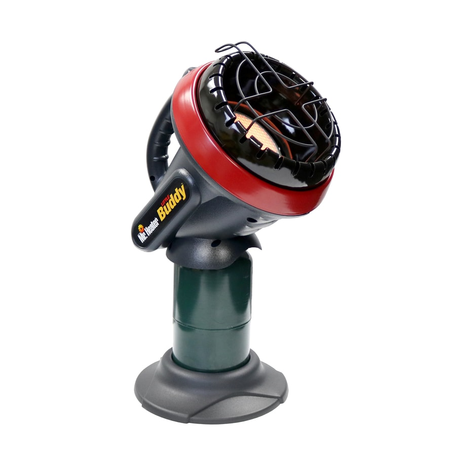 Mr. Heater 3,800-BTU Portable Radiant Propane Heater