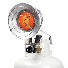 Mr. Heater 15000-BTU Portable Propane Tank Top Propane Heater