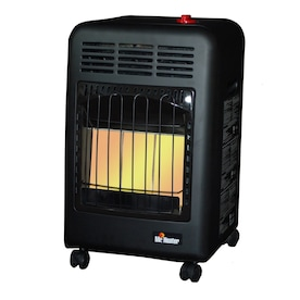 Mr. Heater 18000-BTU Portable Cabinet Propane Heater