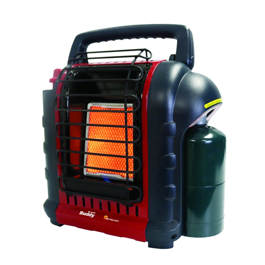 Mr. Heater 9,000-BTU Portable Radiant Propane Heater