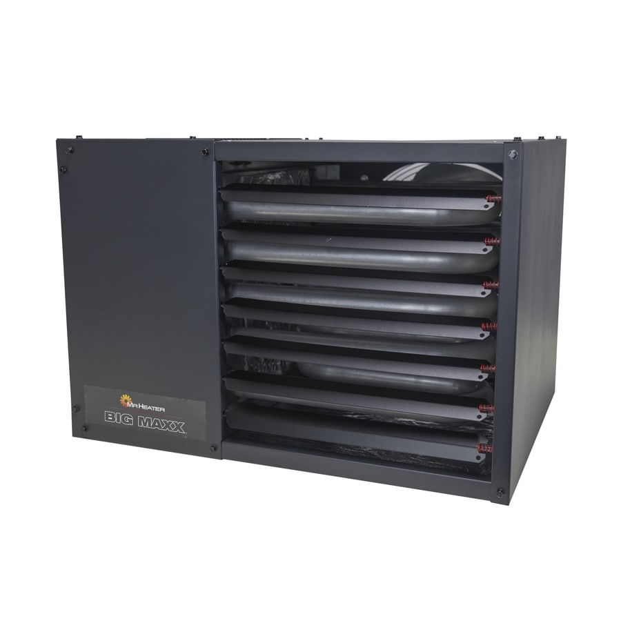 shop mr heater 80000 convection garage heater natural