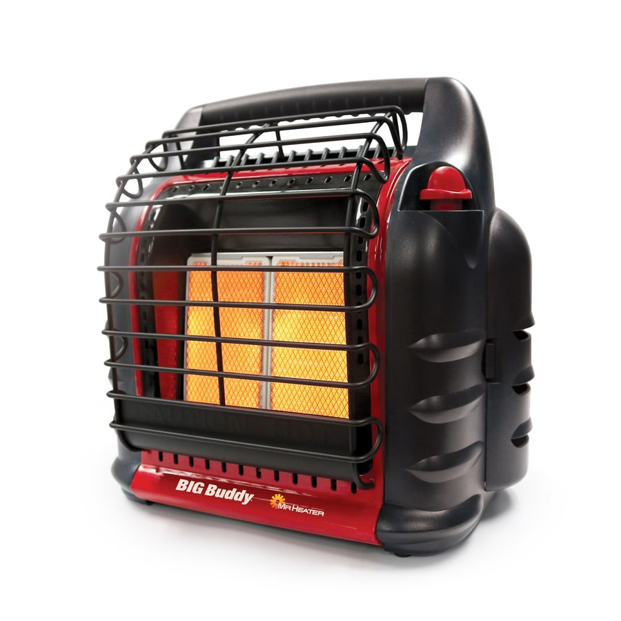 Mr. Heater 18,000-BTU Portable Radiant Propane Heater