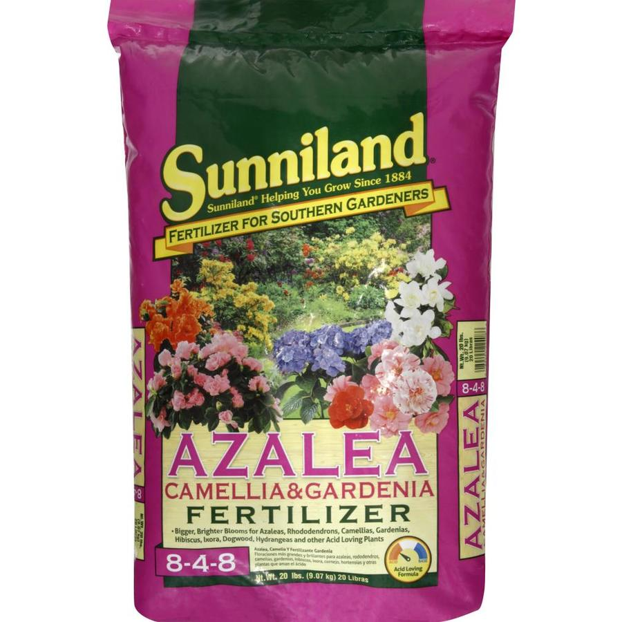 Sunniland 20-lb Organic/Natural Flower Food (8-4-8)
