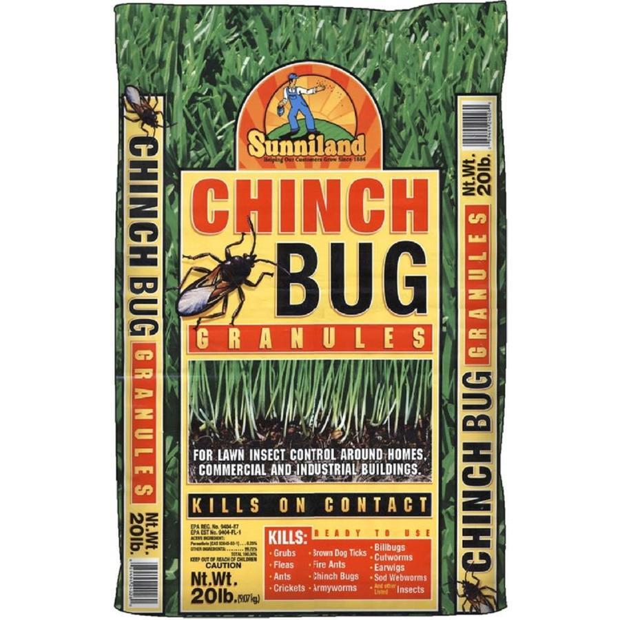 Sunniland 20 Pound(S) Granules Bag Pesticide
