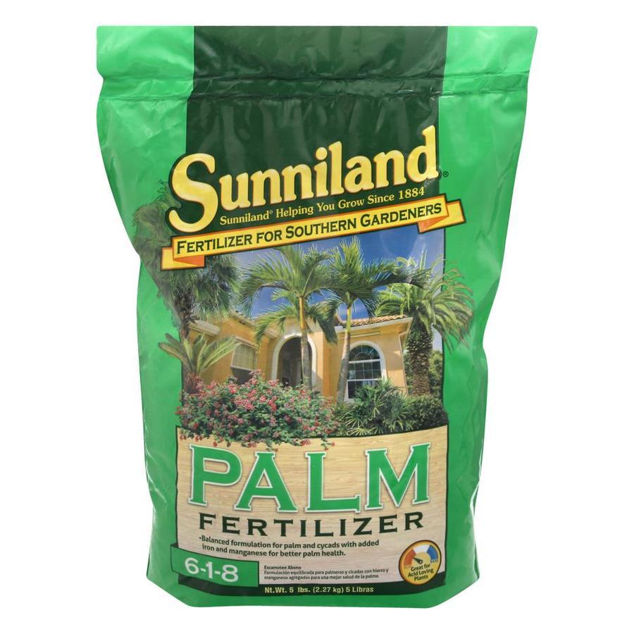 Sunniland 5-lb Tree and Shrub Food