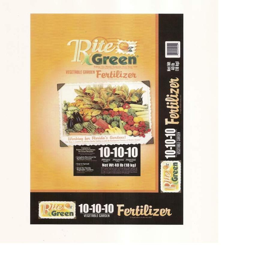 Rite Green 40-lb Vegetable Food