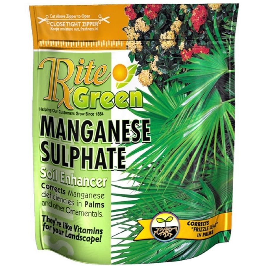 Sunniland Manganese Sulphate 4-lb All Purpose Food