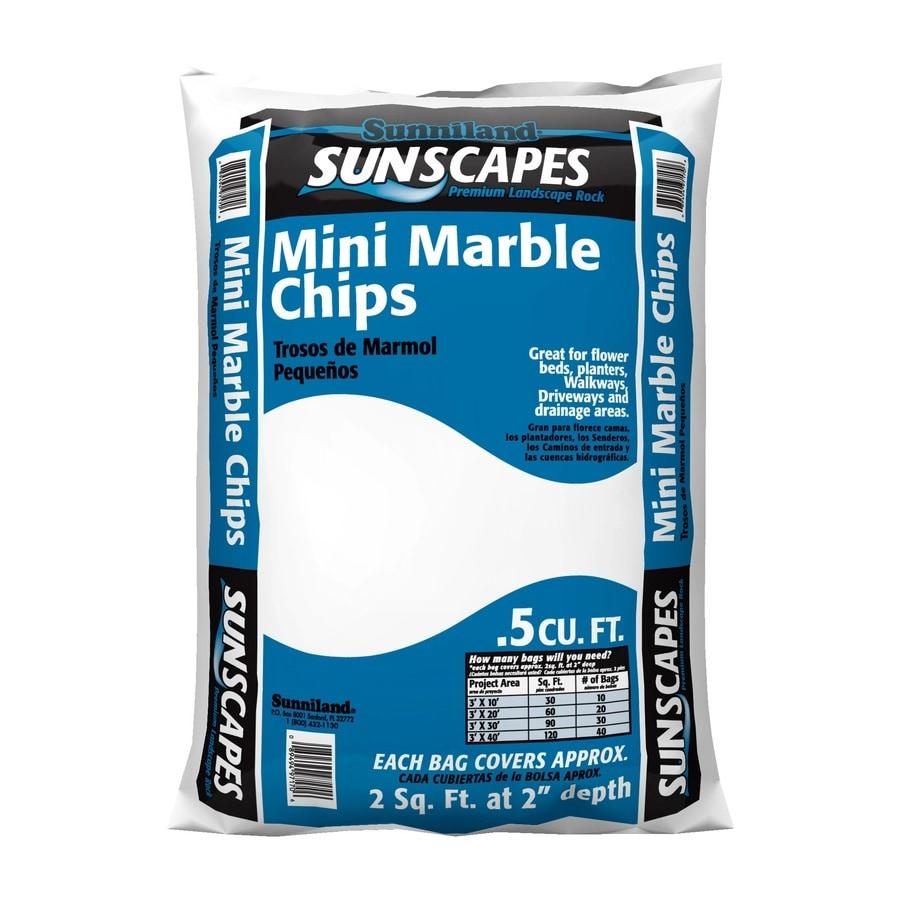 Sunniland 0.5-cu ft Mini Marble Chips