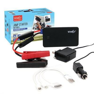 Weego 300-Amp Car Battery Jump Starter at Lowes com
