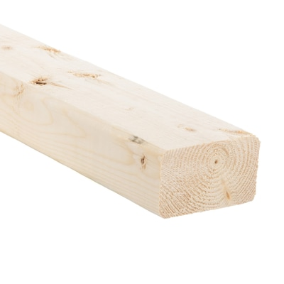 2 In X 4 Dimensional Lumber