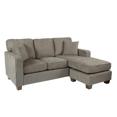 Peachy Russell Modern Ivory Sofa Short Links Chair Design For Home Short Linksinfo