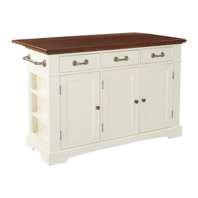 Country Kitchen Kitchen Islands Carts At Lowes Com