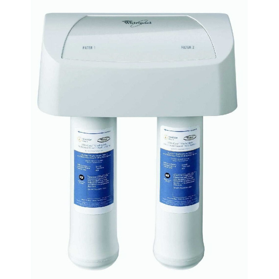 Whirlpool Dual Under Sink Water Filtration System