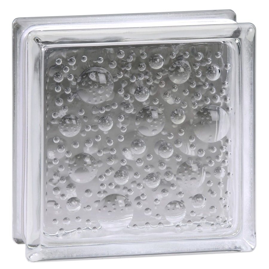Pittsburgh Corning Seascapes Thinline 10-Pack Glass Blocks (Common: 8-in H