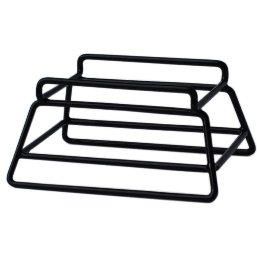 Shop pittsburgh corning metal glass block stand at for Glass blocks for crafts lowes