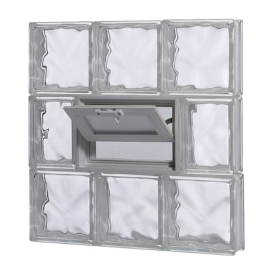 decorative windows for bathrooms pittsburgh corning glass.htm pittsburgh corning guardwise decora vented frameless replacement  guardwise decora vented frameless