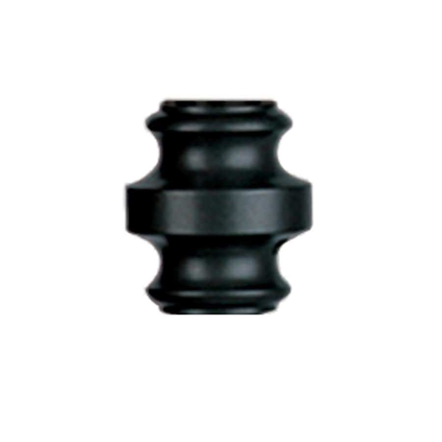 Deckorators Classic Black Aluminum Deck Post Cap Collar