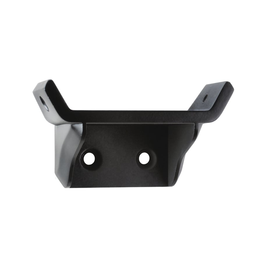 Shop Deckorators Black Plastic Post Connector at Lowes.com
