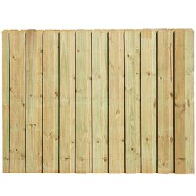 dog ear fence boards lowes